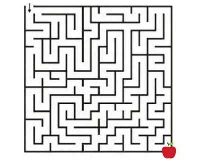 Jeux Labyrinthe fermé Handicaptiv'moi