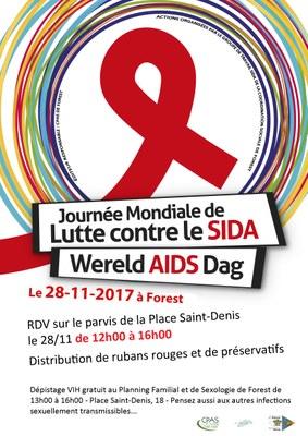 Journée SIDA CSF Fr